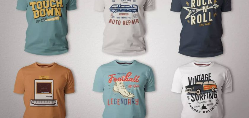 6 Tips For Creating & Printing Better Custom T-shirt Designs